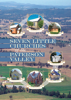 cover of Seven Little Churches